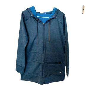 NWOT ultra soft zip up hoodie